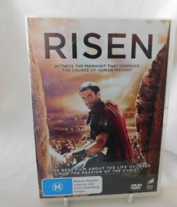 Risen (DVD)  Region 4  Rated M   Peter Firth
