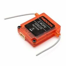 RICEVITORE SATELLITARE DSM2 REDCON 2,4Ghz PER RICEVITORI JR SPEKTRUM