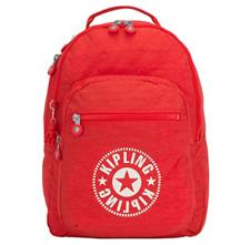 "Kipling Clas Seoul Large 15"" Laptop Backpack Red"