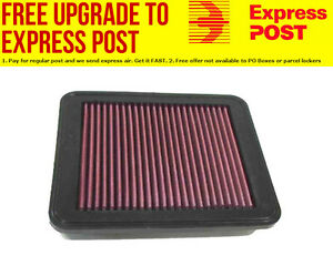 K&N Replacement Panel Filter Suit 1998-2005 Lexus GS & IS 300