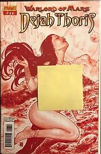DEJAH THORIS #27 HIGH END RED RISQUE VARIANT COVER! LIMITED TO 25!