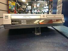 PANASONIC NV-VP31 DVD/VHS VIDEO Player VCR Recorder Combo Combi - No Remote