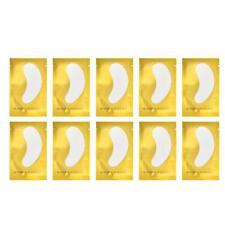 10 Paires Masque Hydrogel Autocollant Eye Gel Pad Patches pour des Yeux