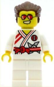 LEGO Ninjago Minifigure Griffin Turner (70756) (Genuine)