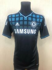 CHELSEA 2011/2012 AWAY FOOTBALL SOCCER SHIRT JERSEY ADIDAS ADULT SIZE M