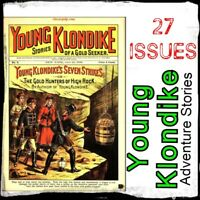YOUNG KLONDIKE | ACTION & ADVENTURE STORIES OF A GOLD SEEKER