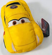 Disney Pixar Cars 3 Talking Cruz Ramirez Yellow Soft I Talk Vehicles