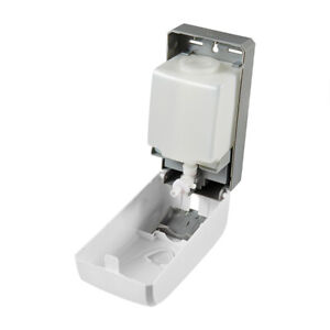 SOAP DISPENSER FREE POSTAGE PUSH OPERATED WALL MOUNTED