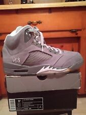 Jordan 5 Wolf Grey Size 9.5 DS