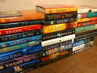 Lot of 10 Nora Roberts Irish MacGregor Romance Set HARDCOVER UNSORTED Books MIX