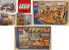 Play Gioco Game Set LEGO 7642 Officina Riparazioni 2009 City Traffic - GARAGE -