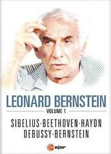 BERNSTEIN, LEONARD - VOL. 1 NEW DVD