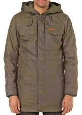 mazine Wintermantel Warrington Winterparka mit Kapuze