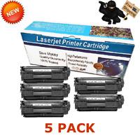 5PK HY Toner Cartridges For Canon 104 FX9 FX10 C104 ImageClass D420 D480 MF4150