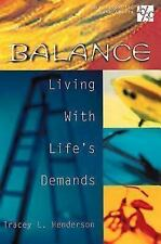 20/30 Bible Study for Young Adults Balance: Balance Living With Lifes Demands by