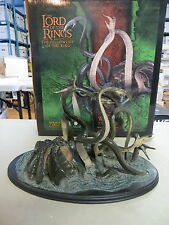 WETA SIDESHOW COLLECTIBLES WATCHER IN THE WATER STATUE LORD OF THE RINGS MET