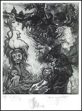 Agirba Ruslan 2008 Free Graphic C3 Fairy Tale Night Before Kupala Erotic Nude g2