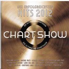 L' ultime chartshow-les plus réussies Hits 2012 - 2cd * NEW * NOUVEAU *