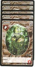 Agatha x5 Nosferatu antitribu SW