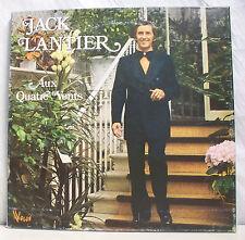 3 x 33T Coffret JACK LANTIER Vinyles LP AUX QUATRE VENTS + Photo VOGUE 104 RARE
