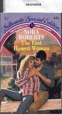 THE LAST HONEST WOMAN by NORA ROBERTS PB 1988 SSE 288 BRAND NEW