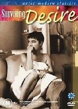 SURVIVING DESIRE (1991) NEW DVD brand new sealed free postage!