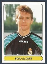 PANINI EUROPEAN FOOTBALL STARS 1997- #005-REAL MADRID & GERMANY-BODO ILLGNER