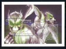 Nicaragua 1994 Aliens avistamiento/espacio/Sci-fi m/s n27396