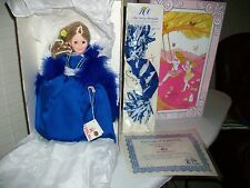 "Vintage BEAUTIFUL Dallas Cheerleading Doll 16"" comes with 2 costumes NEW NIB"