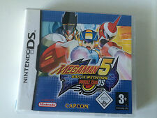 Nintendo DS/DS LITE/dsi/3ds gioco-Megaman Battle Network 5: Double Team