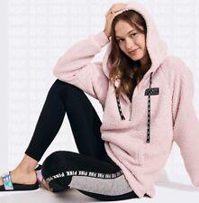 Victoria's Secret PINK 2018 Black Friday Cotton Logo Legging Black Gray Med. NIP