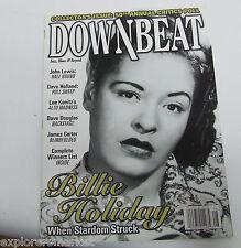 DOWN BEAT Billie Holiday Dave Holland August 2002 downbeat 50th Critics Poll