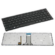 Tastatur QWERTZ Deutsch Backlight Backlit für Lenovo IdeaPad S41-70 U31-70 1435