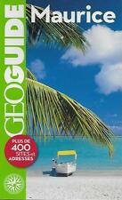 GEOGUIDE / MAURICE - VOYAGE - TOURISME - PLANS - CARTES