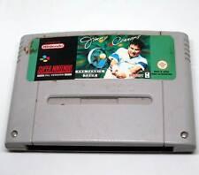 Super Nintendo Spiel Game Modul SNES - Jimmy Connors Pro Tennis Tour