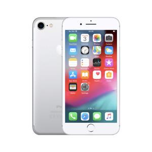 Apple iPhone 7 - 32GB- Unlocked - Silver - 12 M Warranty - Very Good Condition!