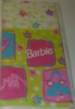Barbie Child Girls Paper Table Cover Party Express Table Decorations 1999 New