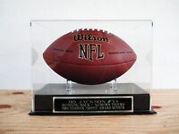 Display Case For Your Bo Jackson Auburn Tigers Heisman Signed Football