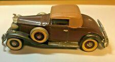 Brooklin Models - 1932 Packard Light 8 Coupe with original Box