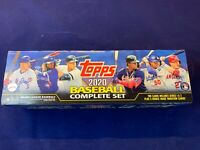 2020 Topps Baseball Complete Factory Set BLUE Retail Edition w/Rookie Variations