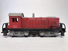 Marx Rock Island Switch Diesel Switcher Engine #1998 Vintage Rare