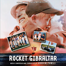 Rocket Gibraltar cd sealed intrada oop