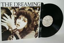 Kate Bush - The Dreaming Lp Uk 1982 Emc3419 Lyric Inner Art Rock,Pop Rock Ex/Ex+