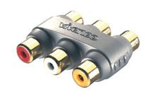 Vivanco Audio Video Adapter SIAR 13 12363 (IL/RT6-683-SIAR-13-12363-NIB)