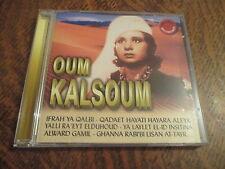 cd album oum kalsoum ifrah ya qalbi