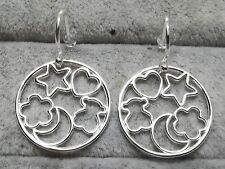 Tous 913563510 Short Silver Silueta Earrings