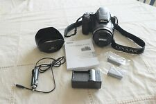 Nikon Coolpix P900 Digital Camera with 67mm Uv Filter and Accessories - Black