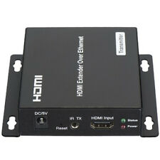 HDMI Extender TX Transmitter Over TCP IP via CAT5e/6 RJ45 LAN Network Ethernet