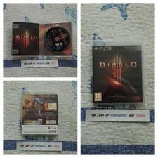 DIABLO 3 Playstation 3 PS3 pal  elmo infernale. COmpletamente in italiano
