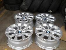 Original BMW X1 E84 Alufelgen Satz V-Speiche 318 FAST NEU E90 F20 F30 F31 F32